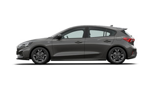 2021 Ford Focus SA 2021MY ST-Line Magnetic 8 Speed Automatic Hatchback.