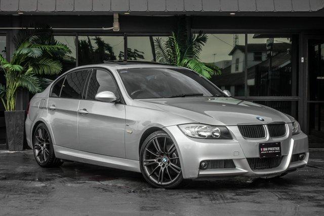 Used BMW 3 Series E90 320i Steptronic, 2006 BMW 3 Series E90 320i Steptronic Silver 6 Speed Automatic Sedan