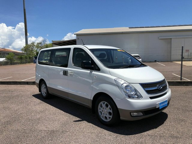 Used Hyundai iMAX TQ-W , 2011 Hyundai iMAX TQ-W White 6 Speed Automatic Wagon