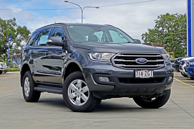 Used Ford Everest UA II 2019.75MY Ambiente 4WD, 2019 Ford Everest UA II 2019.75MY Ambiente 4WD Meteor Grey 6 Speed Sports Automatic Wagon