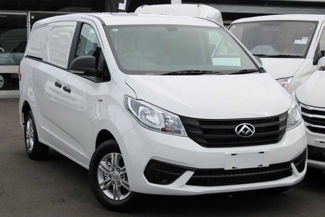 New LDV G10 SV7C , 2019 LDV G10 SV7C Blanc White 6 Speed Automatic Van