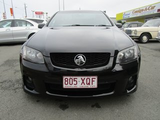 2011 Holden Ute VE II SS Black 6 Speed Sports Automatic Utility