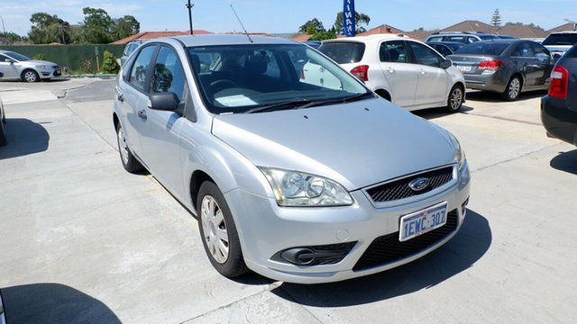Used Ford Focus LT CL, 2007 Ford Focus LT CL Silver 5 Speed Manual Hatchback
