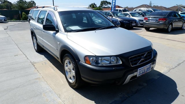 Used Volvo XC70 MY06 SE, 2006 Volvo XC70 MY06 SE Silver 5 Speed Sports Automatic Wagon