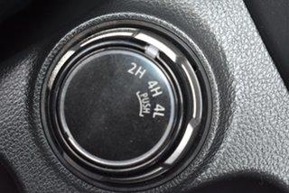 2016 Mitsubishi Triton MQ MY16 GLX Double Cab White 6 Speed Manual Utility