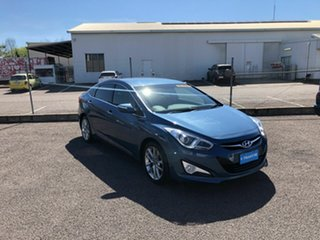 2015 Hyundai i40 VF2 Active Blue 6 Speed Sports Automatic Sedan