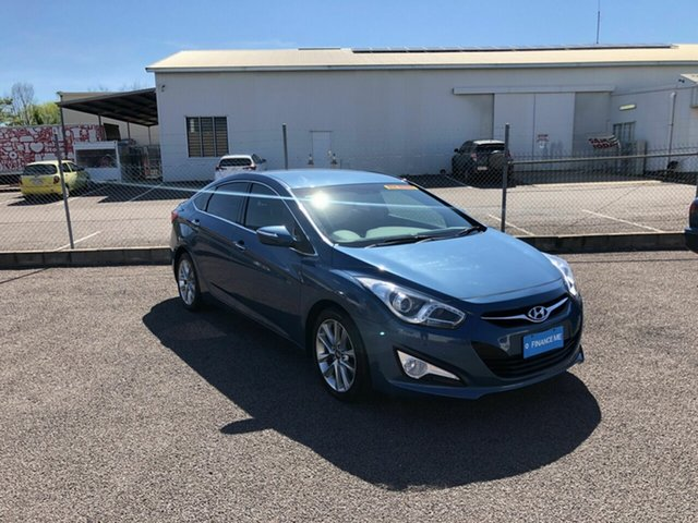 Used Hyundai i40 VF2 Active, 2015 Hyundai i40 VF2 Active Blue 6 Speed Sports Automatic Sedan