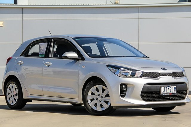 Used Kia Rio YB MY17 S, 2017 Kia Rio YB MY17 S 4 Speed Sports Automatic Hatchback