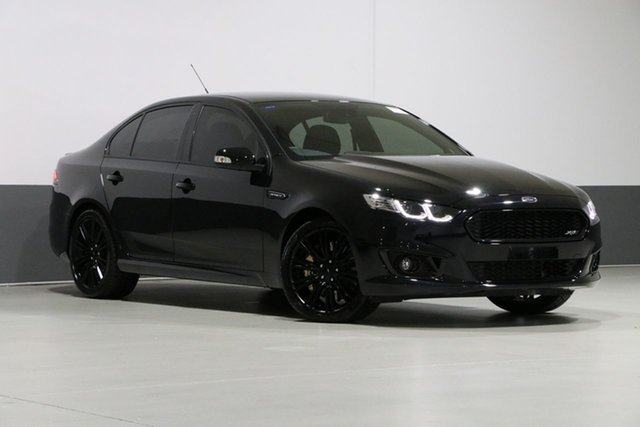 Used Ford Falcon FG X XR8 Sprint, 2016 Ford Falcon FG X XR8 Sprint Silhouette 6 Speed Auto Seq Sportshift Sedan