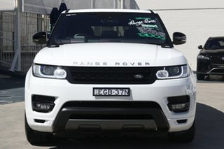 2016 Land Rover Range Rover Sport L494 16.5MY SDV8 HSE Dynamic White 8 Speed Sports Automatic Wagon