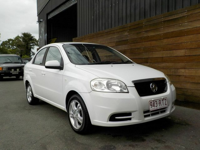 Used Holden Barina TK MY11 , 2011 Holden Barina TK MY11 White 5 Speed Manual Sedan