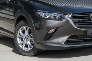 2019 Mazda CX-3 DK2W7A Maxx SKYACTIV-Drive FWD Sport Titanium Flash 6 Speed Sports Automatic Wagon.