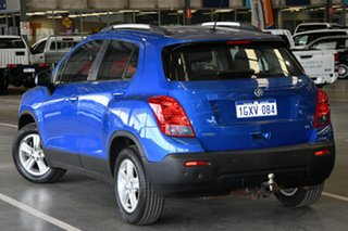 2015 Holden Trax TJ MY15 LS Blue 6 Speed Automatic Wagon.