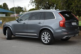 2015 Volvo XC90 L Series MY16 D5 Geartronic AWD Inscription Grey 8 Speed Sports Automatic Wagon.