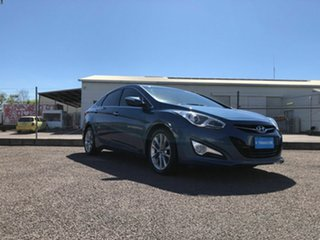 2015 Hyundai i40 VF2 Active Blue 6 Speed Sports Automatic Sedan.