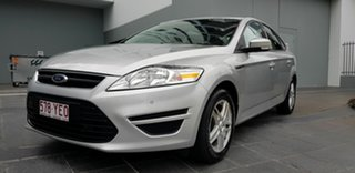 2012 Ford Mondeo MC LX TDCi Silver 6 Speed Direct Shift Hatchback.