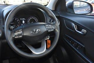 2018 Hyundai Kona OS.2 MY19 GO (FWD) Lake Silver 6 Speed Automatic Wagon