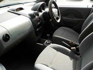 2003 Daewoo Kalos T200 Silver 4 Speed Automatic Sedan