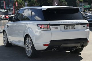 2016 Land Rover Range Rover Sport L494 16.5MY SDV8 HSE Dynamic White 8 Speed Sports Automatic Wagon.