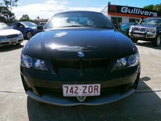 2003 Holden Special Vehicles ClubSport VY HSV 285 Black Automatic Sedan.