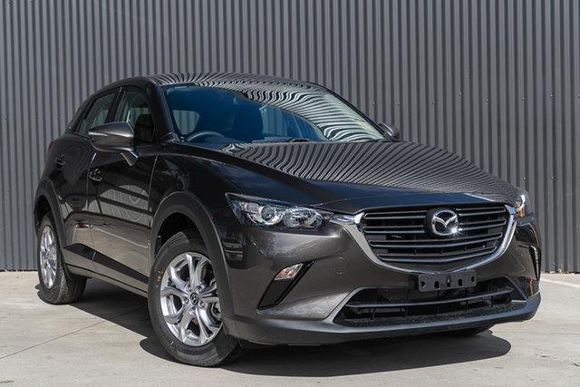 New Mazda CX-3 DK2W7A Maxx SKYACTIV-Drive FWD Sport, 2019 Mazda CX-3 DK2W7A Maxx SKYACTIV-Drive FWD Sport Titanium Flash 6 Speed Sports Automatic Wagon