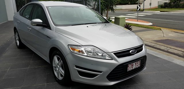 Used Ford Mondeo MC LX TDCi, 2012 Ford Mondeo MC LX TDCi Silver 6 Speed Direct Shift Hatchback