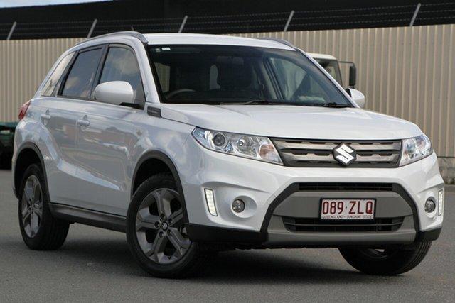 Used Suzuki Vitara LY GL+ 2WD, 2018 Suzuki Vitara LY GL+ 2WD White 5 Speed Manual Wagon