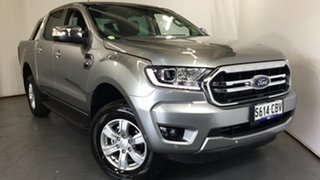 2020 Ford Ranger PX MkIII 2020.25MY XLT Pick-up Double Cab Aluminium 6 Speed Sports Automatic.