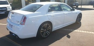 2014 Chrysler 300 LX MY14 SRT-8 Core Satin Vapour White 5 Speed Sports Automatic Sedan
