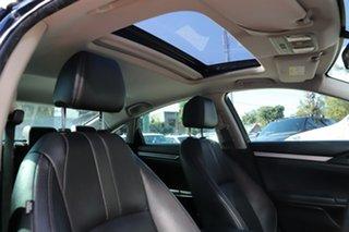 2016 Honda Civic MY16 RS Grey Continuous Variable Sedan