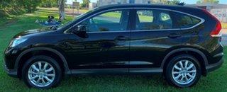 2013 Honda CR-V RM MY14 VTi Navi Black 5 Speed Automatic Wagon