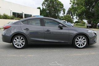 2014 Mazda 3 BM5238 SP25 SKYACTIV-Drive Astina Grey 6 Speed Sports Automatic Sedan.