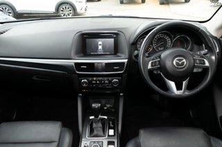 2015 Mazda CX-5 KE1032 Akera SKYACTIV-Drive AWD White 6 Speed Sports Automatic Wagon