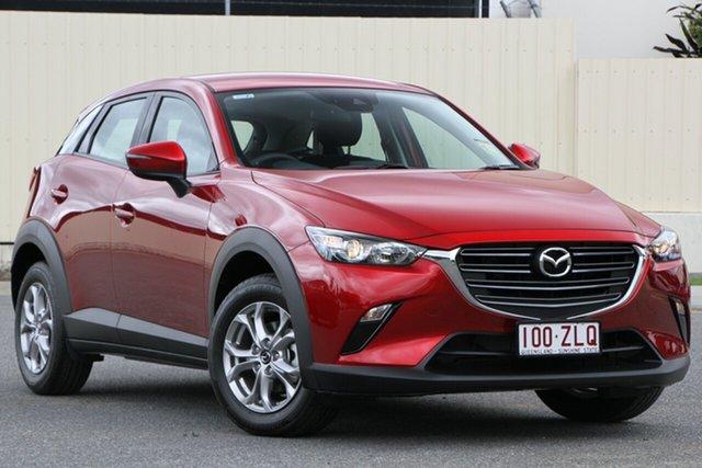 Demo Mazda CX-3 DK2W7A Maxx SKYACTIV-Drive FWD Sport, CX-3 D 6AUTO MAXX SPORT PETROL FWD