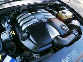 2003 Holden Special Vehicles ClubSport VY HSV 285 Black Automatic Sedan