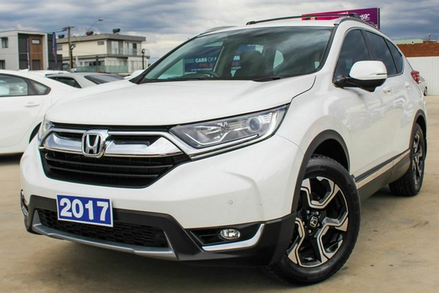 Used Honda CR-V RW MY18 VTi-S 4WD, 2017 Honda CR-V RW MY18 VTi-S 4WD White 1 Speed Constant Variable Wagon