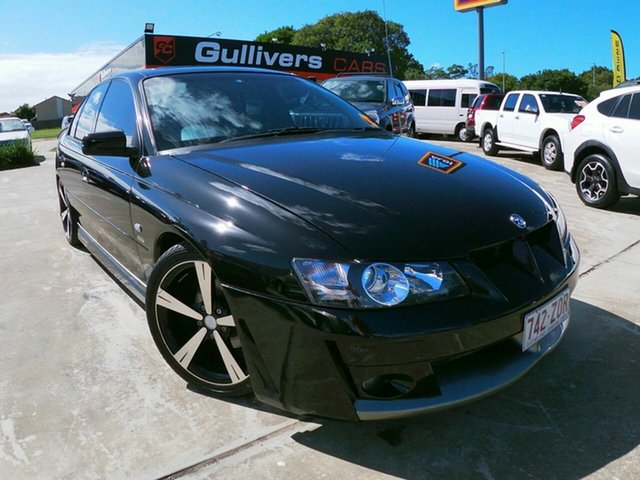 Used Holden Special Vehicles ClubSport VY , 2003 Holden Special Vehicles ClubSport VY HSV 285 Black Automatic Sedan