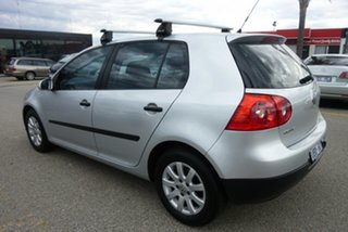 2006 Volkswagen Golf V Comfortline Silver 6 Speed Manual Hatchback
