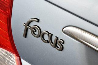 2004 Ford Focus LR CL Blue 5 Speed Manual Sedan