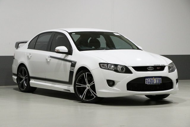 Used FPV GT Rspec FG MK2 , 2012 FPV GT Rspec FG MK2 White 6 Speed Manual Sedan