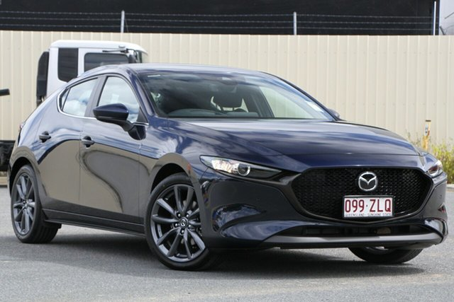 Demo Mazda 3 BP2HLA G25 SKYACTIV-Drive Evolve, MAZDA3 N 6AUTO HATCH G25 EVOLVE VISION