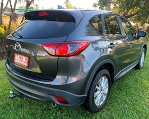 2015 Mazda CX-5 KE1072 Maxx SKYACTIV-Drive Sport Green 6 Speed Sports Automatic Wagon.