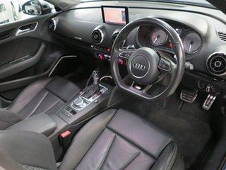 2014 Audi S3 8V MY15 Sportback S Tronic Quattro Sepang Blue 6 Speed Sports Automatic Dual Clutch