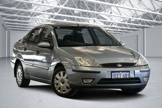 2004 Ford Focus LR CL Blue 5 Speed Manual Sedan.