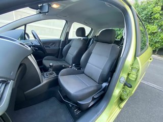 2007 Peugeot 207 A7 XT Green 5 Speed Manual Hatchback