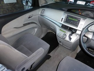 2007 Toyota Tarago ACR50R GLi Gold 4 Speed Automatic Wagon.