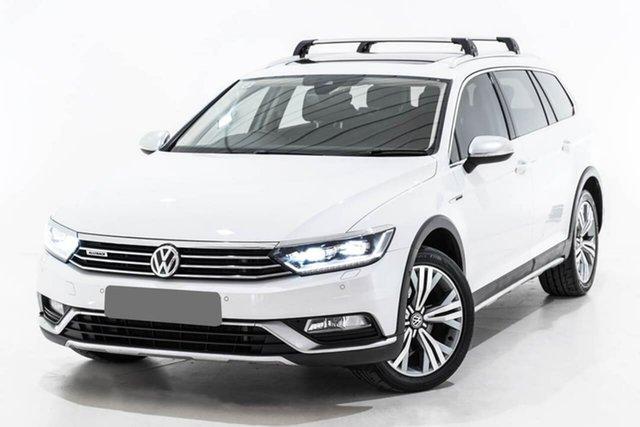 Used Volkswagen Passat 3C (B8) MY16 140TDI DSG 4MOTION Alltrack, 2016 Volkswagen Passat 3C (B8) MY16 140TDI DSG 4MOTION Alltrack White 6 Speed