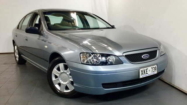 Used Ford Falcon BA Mk II XT, 2005 Ford Falcon BA Mk II XT Grey 4 Speed Sports Automatic Sedan