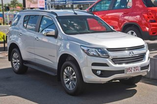 2019 Holden Trailblazer RG MY19 LTZ Silver 6 Speed Sports Automatic Wagon.