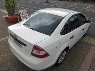 2009 Ford Focus LV LX White 4 Speed Automatic Sedan